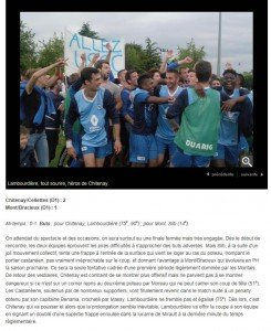 Article NR FINALE COUPE DISTRICT