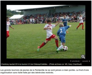 Article NR - Tournoi avant