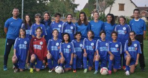 Féminines Jeunes - Saison 2016 2017 2