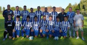 U19 - Saison 2016 2017