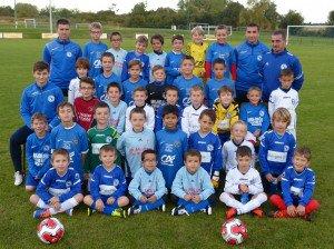 U9 - Saison 2016 2017