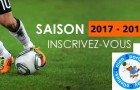 Inscriptions Saison 2017-2018